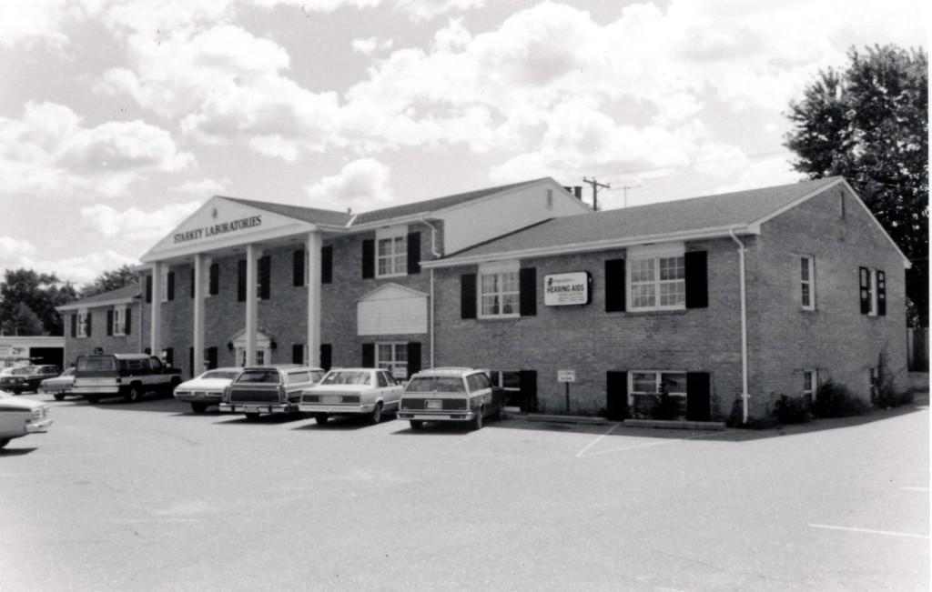 Starkey Laboratories 1978.