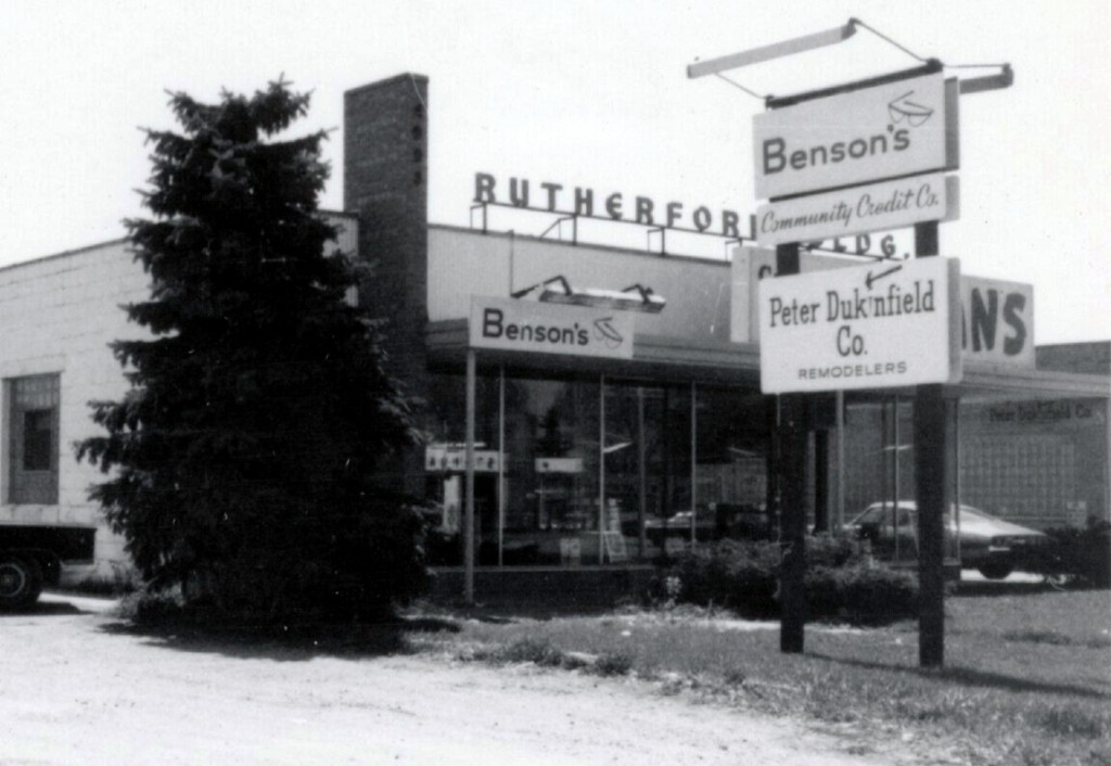 4995 Excelsior Blvd Benson's 1971 resize