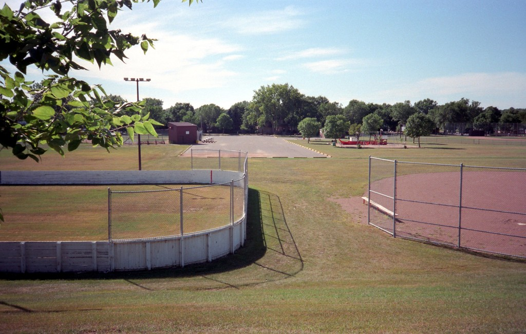 Rotary North Side Park, 1995, Courtesy Emory Anderson