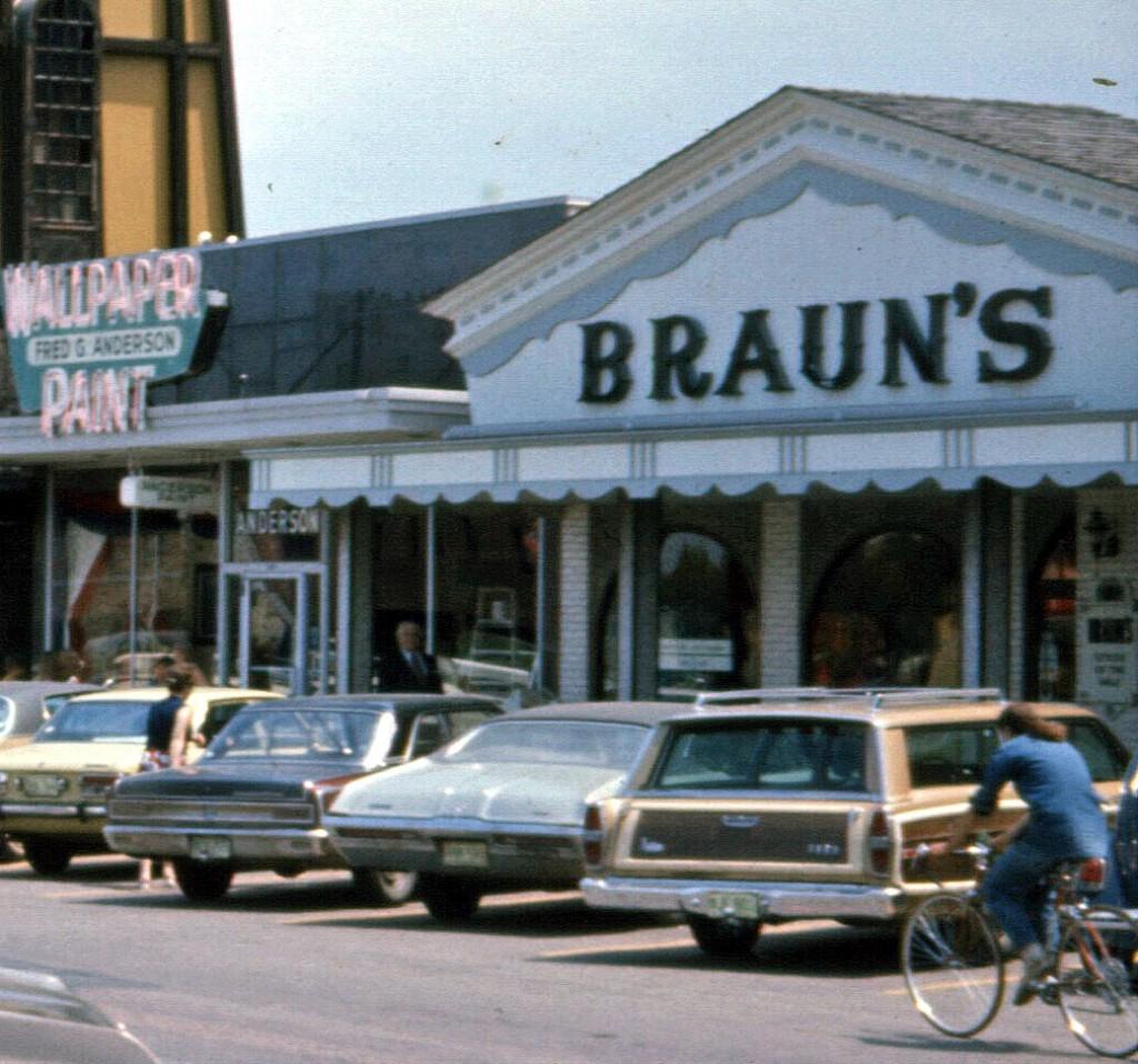 Braun's Miracle Mile 1973