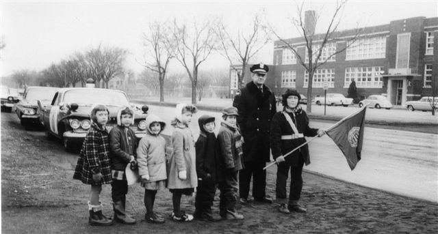 brooksideschoolpatrolFredStimson1960
