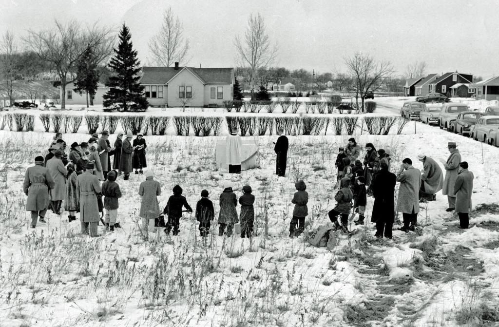 cofcgroundbreaking1951
