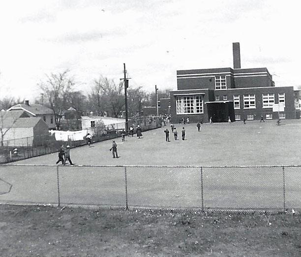 newbrooksideplayground1954