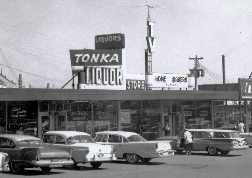 Tonka Liquor 1960
