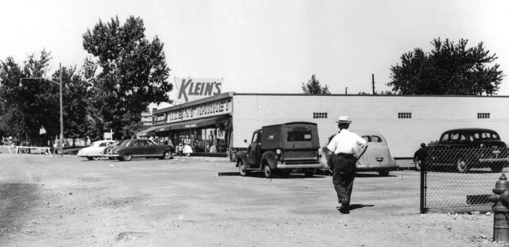 Kleinsmarket1950