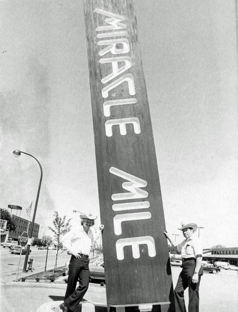 miraclemilesign1981