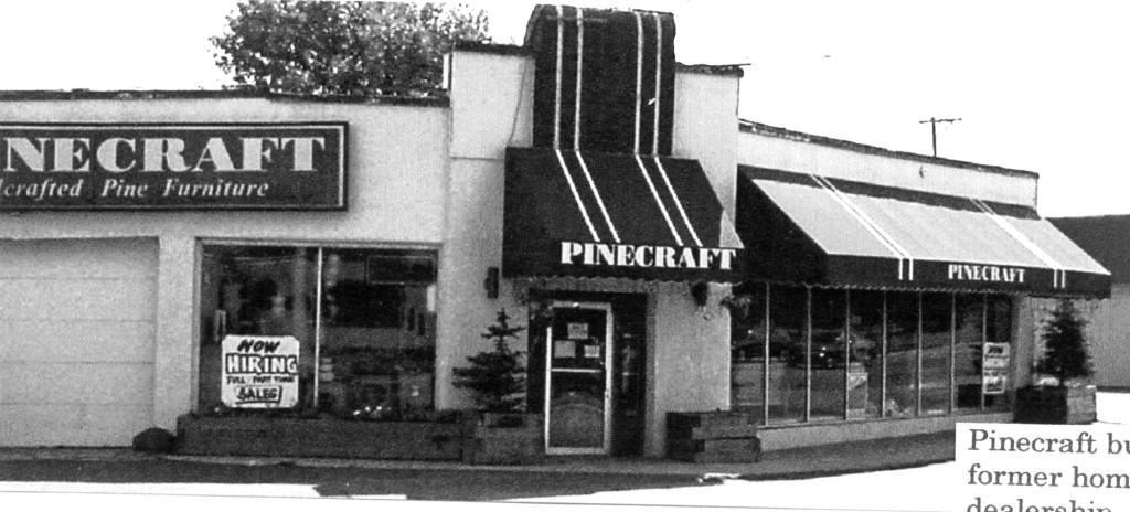 pinecraft