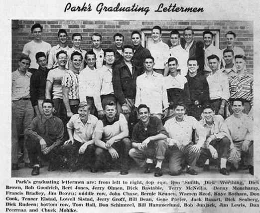 lettermen1951