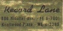 recordlanelabel
