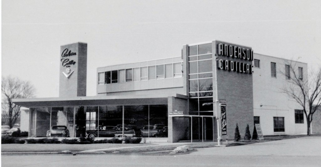 5060 Excelsior Blvd. Anderson Cadillac 1957 resize