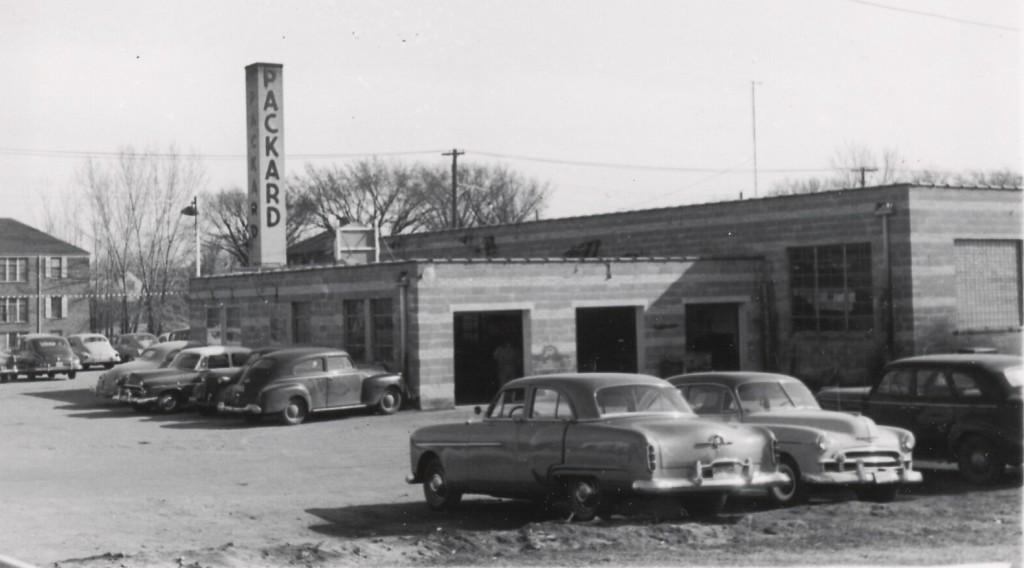 5101 Minnetonka Blvd. Kay Motors 1954 01 resize