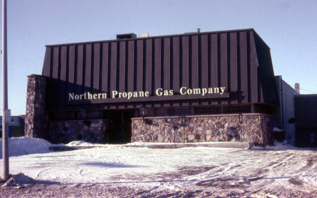 Northern Propane 1974