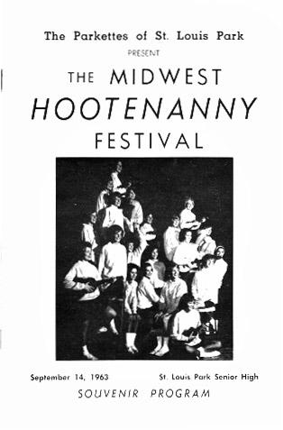 hootenanny program