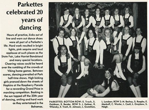 parkettes1975
